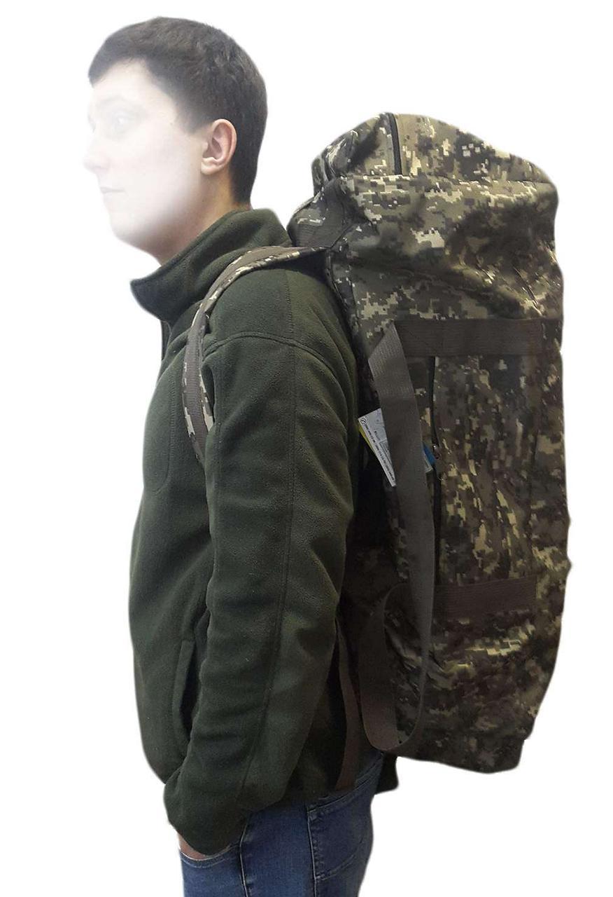 Сумка рюкзак 80л ММ-14 Pancer