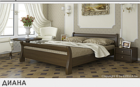Деревянная кровать Диана 1.6