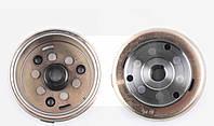 """Магнит генератора (ротор) для максискутера 4T CH250 """"KOMATCU"""""""