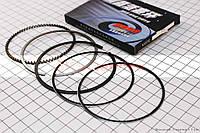 Кольца поршневые к-кт для максискутера 250сс 72мм STD