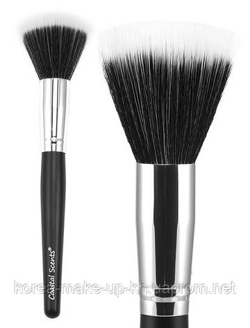 Кисть дуо-фибра Coastal Scents Classic Stippling Synthetic S31, фото 2