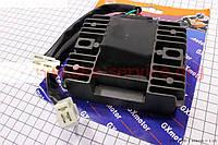 Реле-регулятор напряжения для максискутера 250сс 3+3 провода