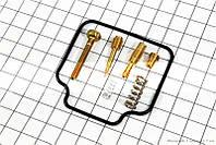 Ремонтный комплект карбюратора для максискутера 250сс (малый)