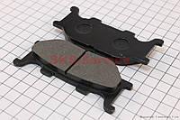 Тормозные колодки дисковые передние к-т(2шт.) для максискутера 250сс