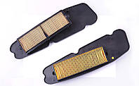 """Элемент воздушного фильтра   Yamaha MAJESTY 400   (правый, бумажная гармошка в пластике)   """"KM"""""""