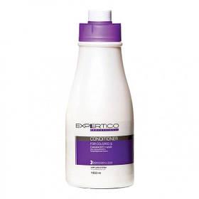 Кондиціонер для фарбованого та ушкодженого волосся TICO Professional EXPERTICO, 1500 мл.