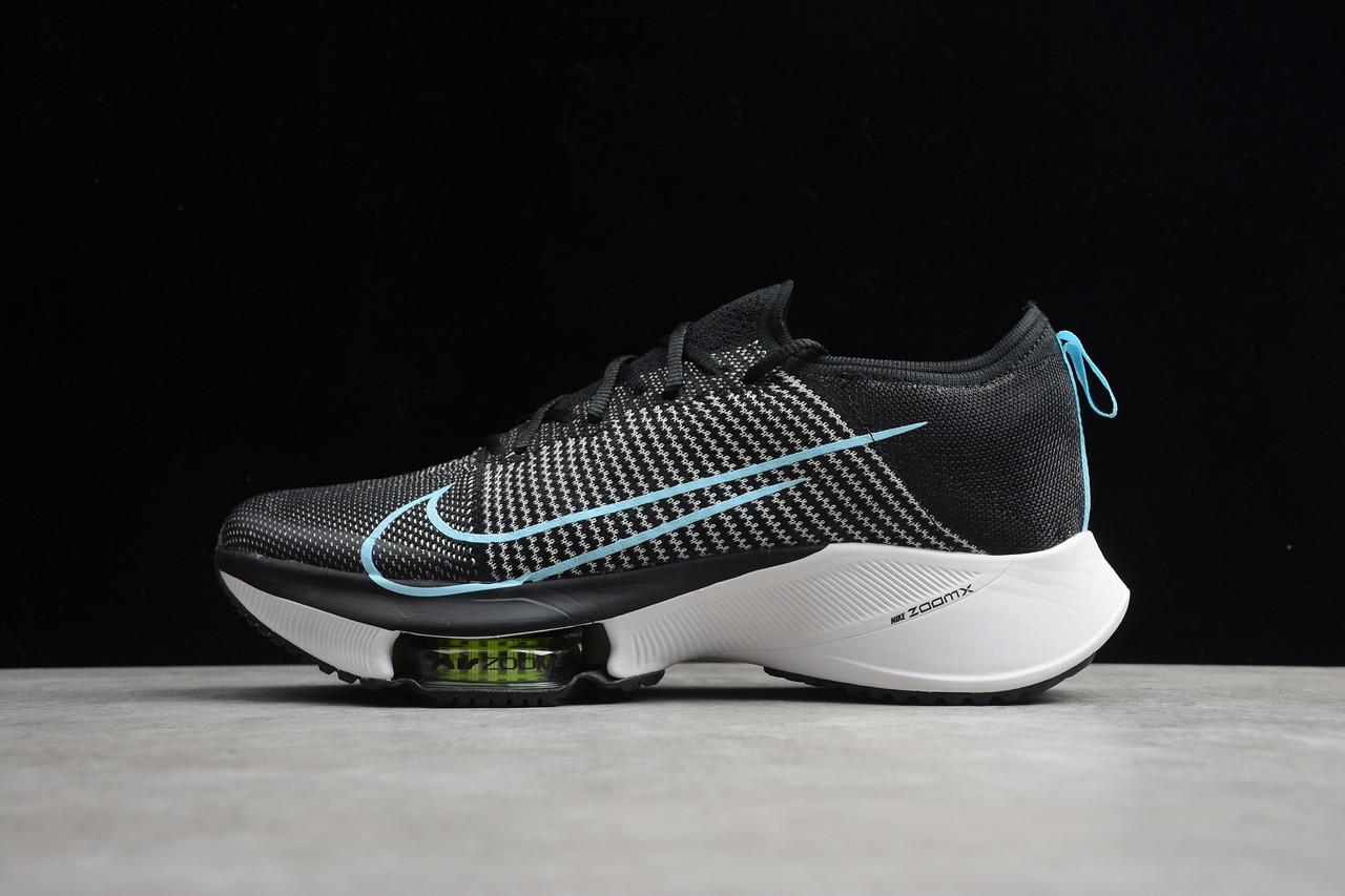 Кроссовки мужские Nike Air Zoom Tempo Next% / AZN-007 (Реплика)