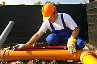 Внешние и внутренние сети водопровода и канализации