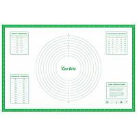 Килимок силіконовий Con Brio зелений 66,5х43,5 см силікон (679CB)