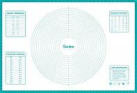 Килимок силіконовий Con Brio 91х61 см силікон (681CB)