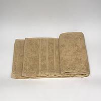 Полотенце махровое для лица M(45 X 70) горчичный