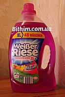 Weißer Riese  Intensiv color 3,504л.Гель для стирки(Германия)