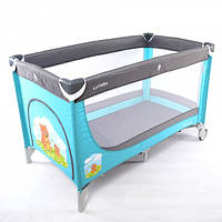 Манеж детский baby tilly carrello piccolo синий (crl-7303)