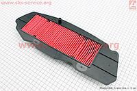 Фильтр-элемент пластик  воздушный на скутер Honda SILVER WING 400/600 сс