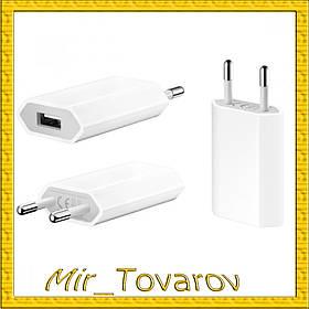 Зарядний пристрій USB перехідник-адаптер 220В (5418302981)