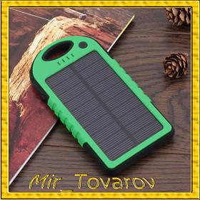 Портативний зарядний Power Bank 10000 s Solar