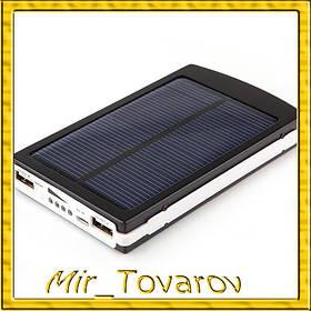 Сонячне зарядний пристрій Power Bank 25000 mAh