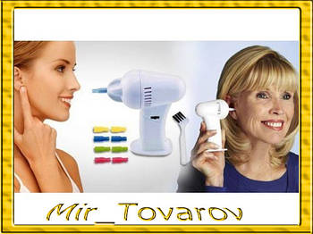 Ухочистка Вакс Вак, ушечистка WaxVac (прилад для чищення вух)