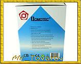 Дисковый электрический стеклянный чайник Domotec MS 8110, фото 3