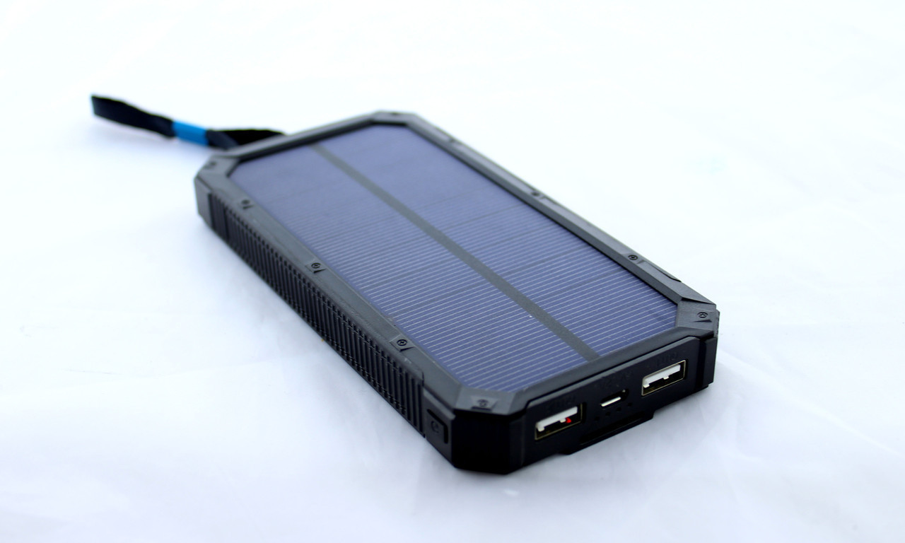 Моб. Зарядка POWER BANK 32800 Solar UKC  100
