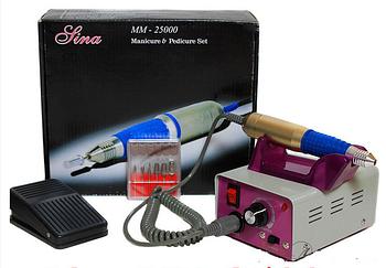 Машинка для манікюру і педикюру фрезер Beauty nail NN 25000