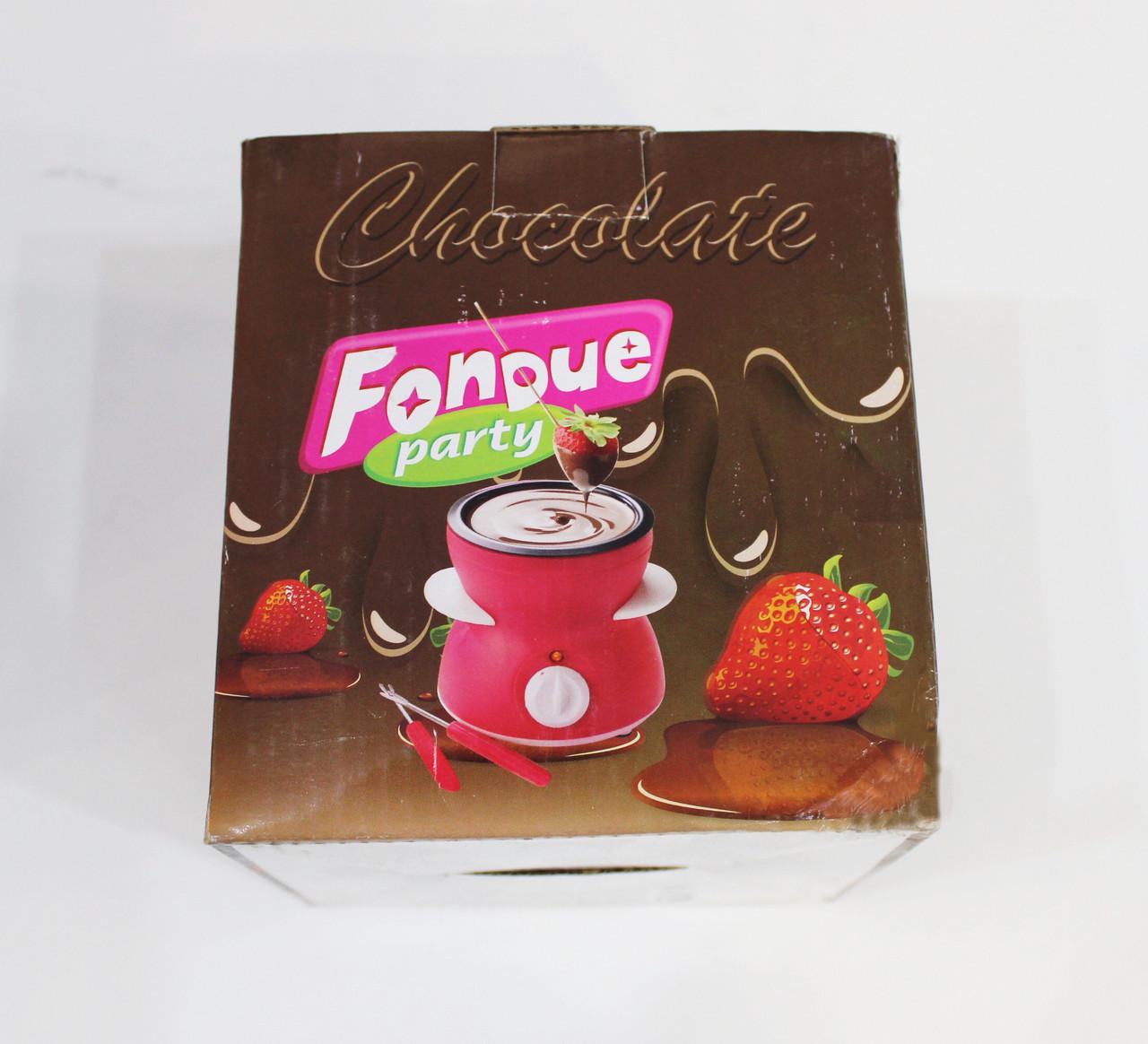 Набір для фондю Fondue party chocolate