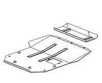 Защита двигателя CHRYSLER (Крайслер)