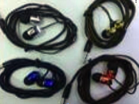 Навушники вакуумні EP-001