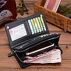 Мужской кошелек клатч портмоне Baellerry business S1063 , фото 4