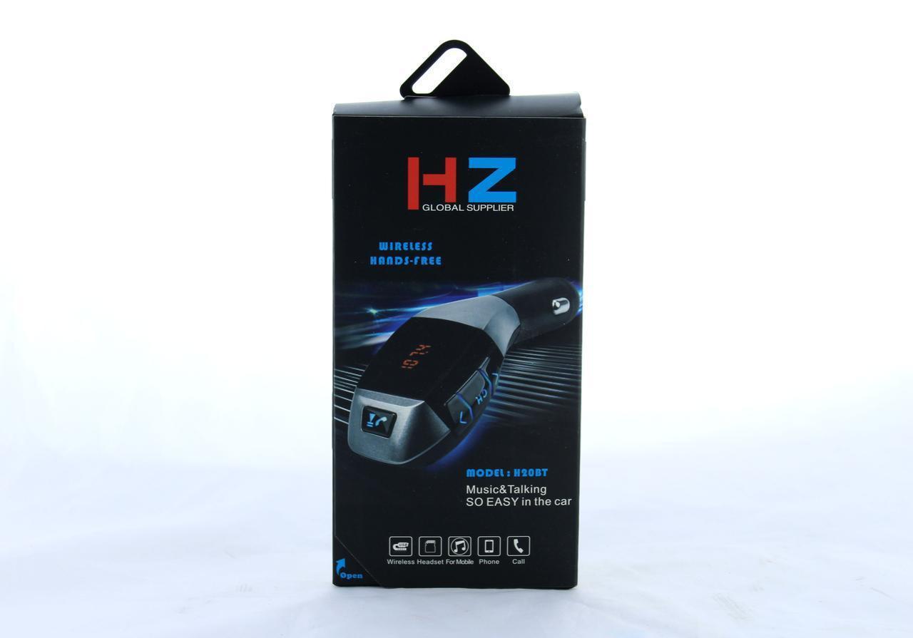 Трансмитер FM MOD. H20 + BT