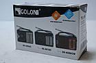 РАДИОПРИЕМНИК GOLON RX-607, фото 2