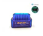 Автомобильный сканер OBD2 адаптер ELM327 mini Bluetooth, фото 3