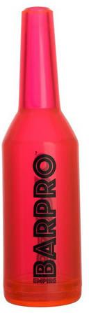 """Пляшка""""BARPRO""""для флейринга оранжевого кольору H 290 мм (шт)"""
