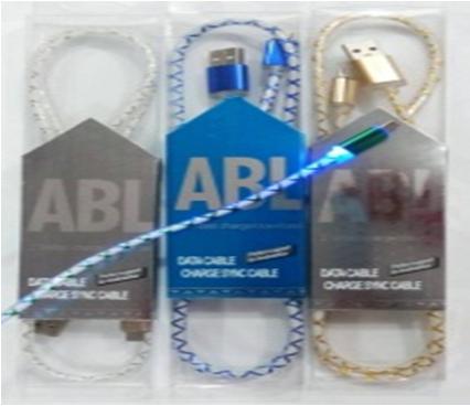 Кабель AM-micro M 1м ABL LED