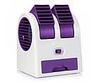 Мини-кондиционер вентилятор Mini Fan UKC HB-168 ARCTIC AIR COOLER, фото 3