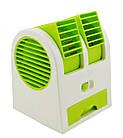 Мини-кондиционер вентилятор Mini Fan UKC HB-168 ARCTIC AIR COOLER, фото 4