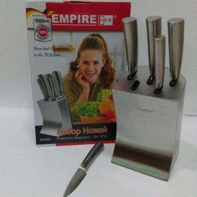 Ножи на подствке (набор 6 шт)