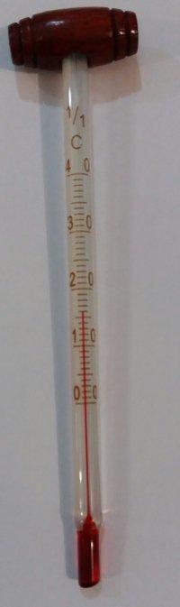Термометр (0; +40°c) для вина Empire