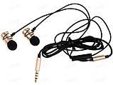 Навушники Q5i wired earphone, фото 3