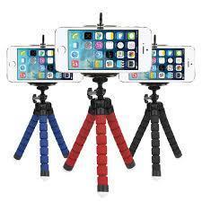 Гнучкий штатив (трипод) для телефону восьминіг