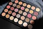 Палетка теней 35 матовых и перламутровых цветов Morphe Brushes -35W, фото 3