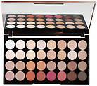 Палетка теней Revolution makeup, Flawless, 32 цвета, фото 2