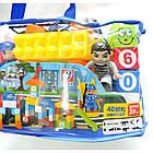 Детский конструктор Полиция (Police) 40 деталей, фото 2