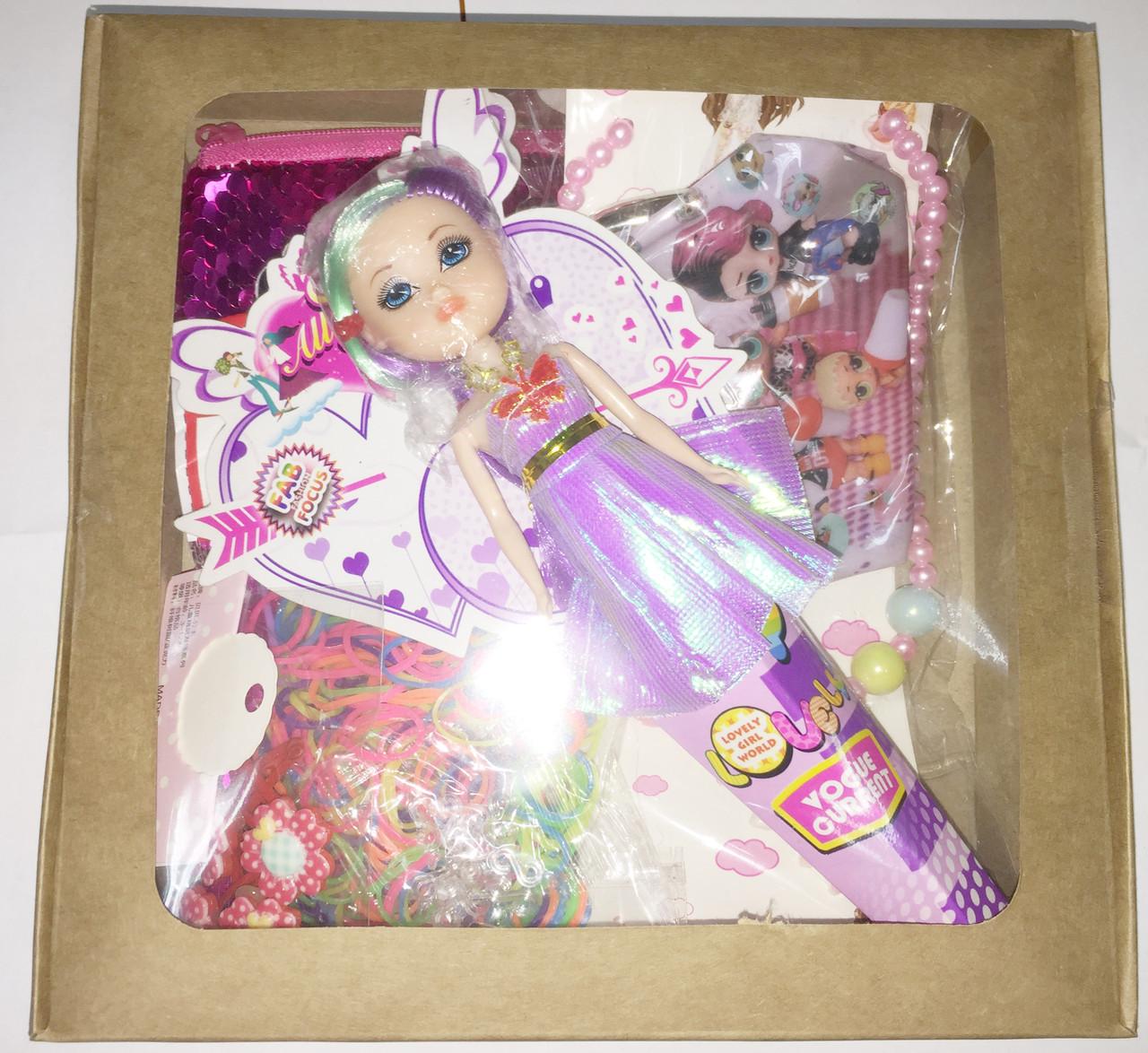 Подарочный набор №1 для девочки - Маленькая принцесса