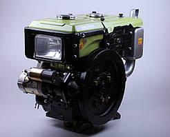 Двигатель SH190NDL Zubr 10 л.с. с электростартером