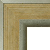 Багетная рама под заказ 130-064 (ширина профиля 37 мм). Для икон, картин, зеркал