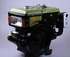 Двигатель SH195NDL Zubr 12 л.с. с электростартером