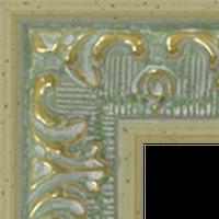 Багетная рама под заказ 280-166 (ширина профиля 23 мм). Для икон, картин, зеркал