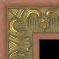 Багетная рама под заказ 280-167 (ширина профиля 23 мм). Для икон, картин, зеркал