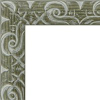 Багетная рама под заказ 290-174 (ширина профиля 26 мм). Для икон, картин, зеркал